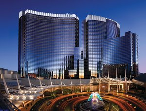 Exterior view - ARIA Resort & Casino by MGM Resorts International
