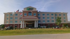 Exterior View Holiday Inn Express Hotel Suites Smithfield