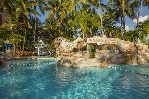 Pool - InterContinental Resort Isla Verde San Juan