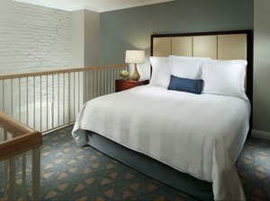 Suite - Omni Riverfront Hotel New Orleans