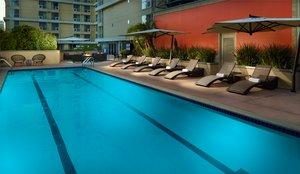 Pool - Omni Los Angeles Hotel & California Plaza