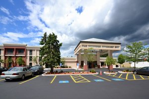 Exterior view - Holiday Inn Express Brockton