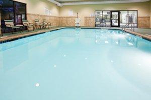 Pool - Holiday Inn Express Hotel & Suites Cedar Rapids