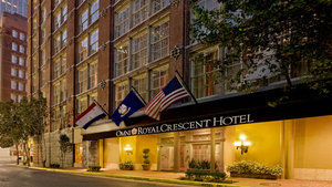Exterior view - Royal Crescent Hotel New Orleans