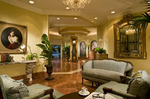 Lobby - Royal Crescent Hotel New Orleans
