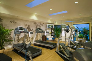 Fitness/ Exercise Room - Royal Crescent Hotel New Orleans
