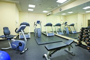 Fitness/ Exercise Room - WorldMark by Wyndham Resort Canmore Banff