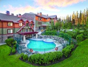 Pool - WorldMark by Wyndham Resort Canmore Banff