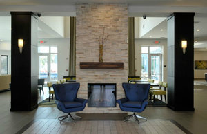 Lobby - Staybridge Suites St Petersburg
