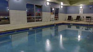 Pool - Holiday Inn Express Hotel & Suites Spencer