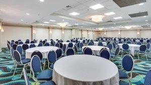 Ballroom - Holiday Inn Express Springfield