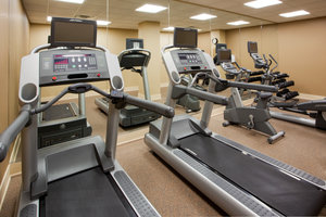 Fitness/ Exercise Room - Holiday Inn Express Springfield