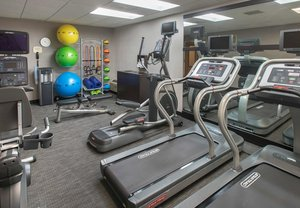 Fitness/ Exercise Room - Courtyard by Marriott Hotel Mt Laurel