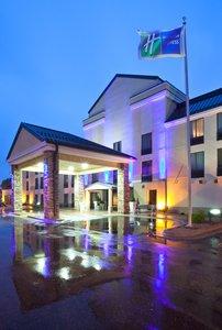 Exterior view - Holiday Inn Express Hotel & Suites Cedar Rapids
