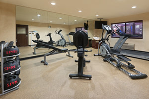 Fitness/ Exercise Room - Holiday Inn Express Show Low