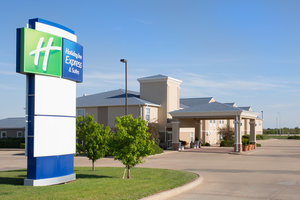 Exterior view - Holiday Inn Express Hotel & Suites Abilene