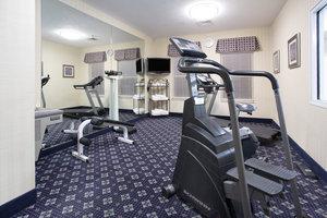 Fitness/ Exercise Room - Holiday Inn Express Hotel & Suites Abilene