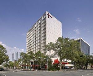Exterior view - Matrix Hotel Downtown Edmonton