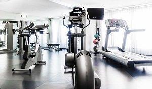 Fitness/ Exercise Room - Matrix Hotel Downtown Edmonton