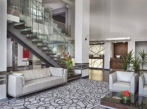 Lobby - Matrix Hotel Downtown Edmonton