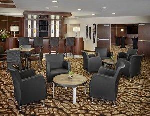 Lobby - Metterra Hotel Edmonton