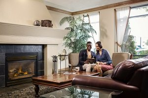 Lobby - Varscona Hotel On Whyte Edmonton