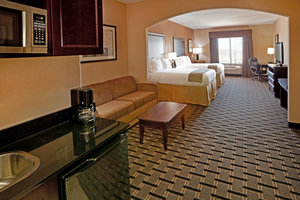 Suite - Holiday Inn Express Hotel & Suites Market Dallas
