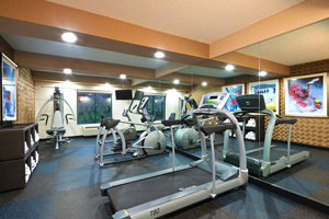 Fitness/ Exercise Room - Holiday Inn Express Hotel & Suites West Little Rock