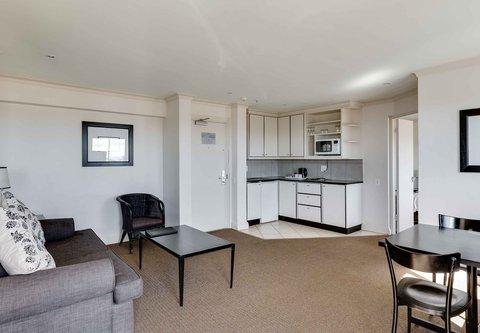 Standard Guest Room - Living Area