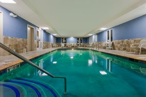 Pool - Holiday Inn Express Hotel & Suites Salina