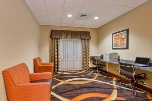 proam - Holiday Inn Express Hotel & Suites Salina
