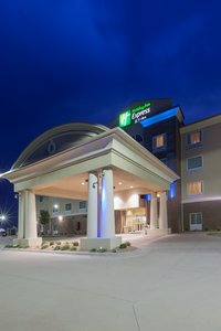 Exterior view - Holiday Inn Express Hotel & Suites Salina
