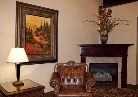 Fireside Lobby Seating