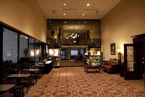 LaMalfa Center Concourse To Hotel