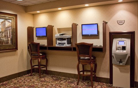 Business Center/ ATM