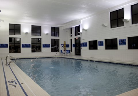 Mentor\'s Largest Indoor Pool
