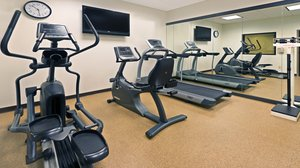 Fitness/ Exercise Room - Holiday Inn Express Hotel & Suites Colby