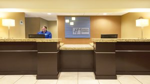 Lobby - Holiday Inn Express Hotel & Suites Colby