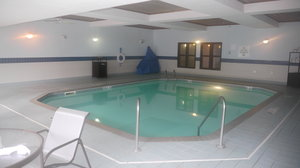 Pool - Holiday Inn Express Inver Grove Heights