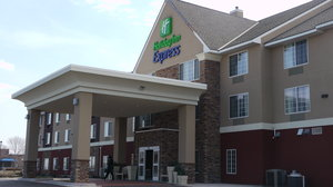 Exterior view - Holiday Inn Express Inver Grove Heights