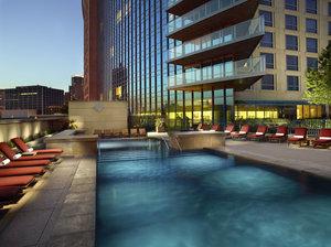 Pool - Omni Fort Worth Hotel