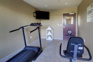 Fitness/ Exercise Room - Cobblestone Inn & Suites Avoca