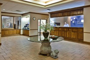 Lobby - Holiday Inn Express Athens