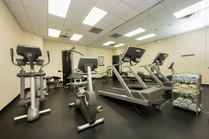 Fitness/ Exercise Room - Holiday Inn Express Athens