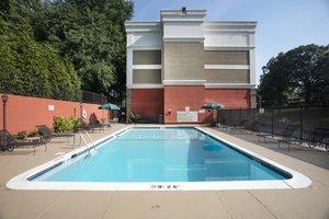Pool - Holiday Inn Express Athens