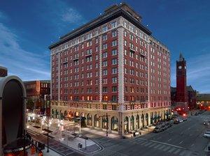 Exterior view - Omni Severin Hotel Indianapolis