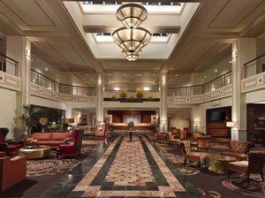 Lobby - Omni Severin Hotel Indianapolis