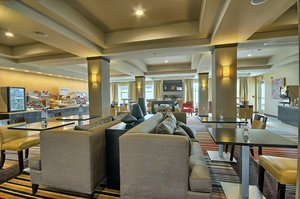 Restaurant Holiday Inn Express Hotel Suites New Martinsville