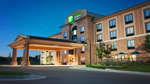 Exterior view - Holiday Inn Express Hotel & Suites Northeast Wichita