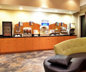 Restaurant - Holiday Inn Express Hotel & Suites LaPlace